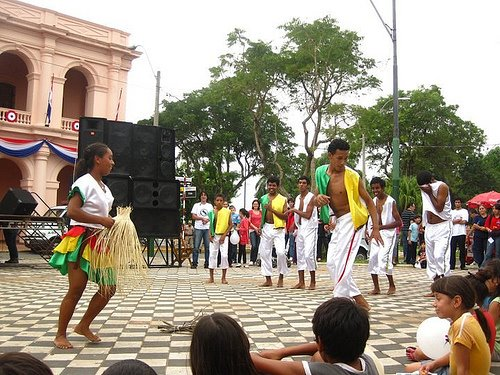TRIP DOWN MEMORY LANE: AFRO-PARAGUAYANS (AFRO-PARAGUAYOS ...