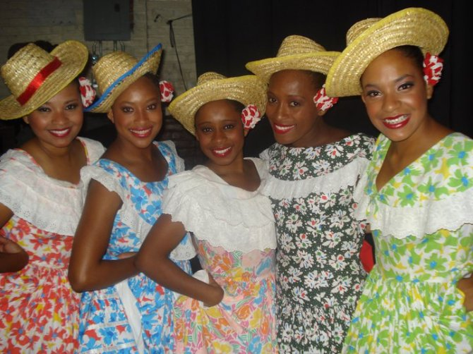 Beautiful Black women in Peru | Forever Black Effusion