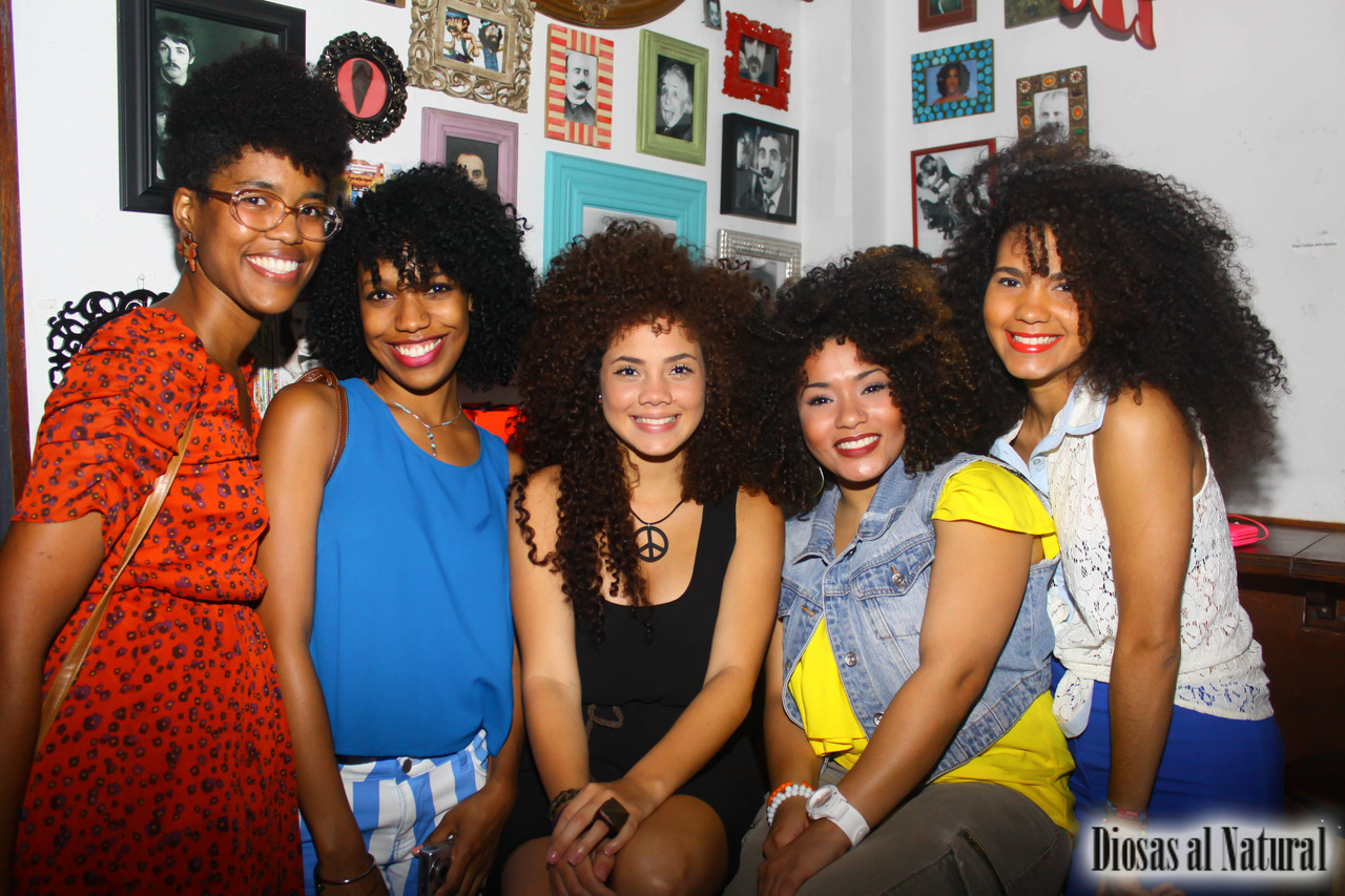 The First Ever Natural Hair Meet Up In Puerto Rico -7007