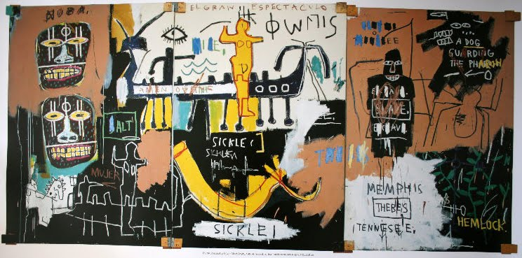 Jean-Michel Basquiat Basquiatgrandspectacle