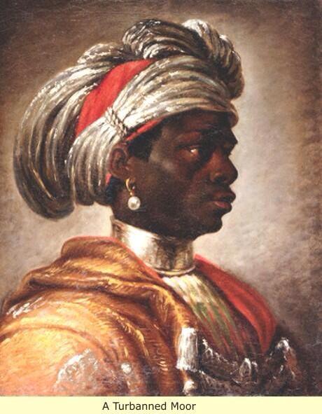 Are Moors black? - Quora