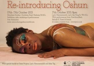 Re-Introducing Oshun LR