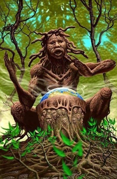 Jah Warrior - African Tribes Dub