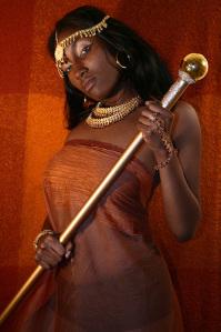 New Ancient Queen (Black Is Beautiful)