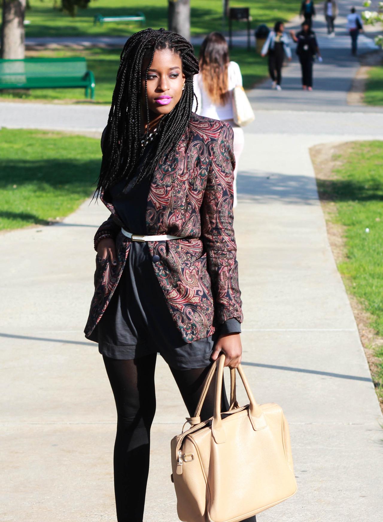 pretty classy black woman