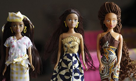MDG : Queens of Africa dolls