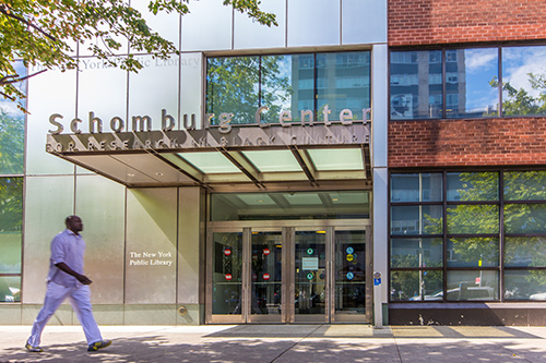 Schomburg Center for Research in Black Culture, located at 515 Malcolm X Boulevard New York, NY, 10037 (Photo: nypl.org)